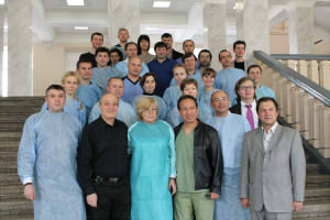 Международный курс по пластической хирургии и малоинвазивным методикам омоложения: краткий отчет