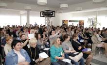Конгресс «НЕВСКИЕ БЕРЕГА»: петербургские традиции, мировые инновации