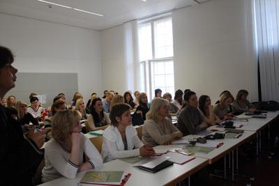 Кафедра анатомии Мюнхенского университета открыла двери для российских специалистов